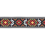 Hutsul Multicolor Trim x 1 yard