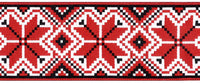 Red Star Trim  x 1 yard