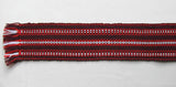 Handwoven Belt - Red, Adult
