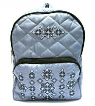 Silver-Grey Backpack
