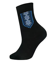 Mens Dress Socks Blue