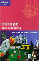 Europe on A Shoestring - 5th Edition