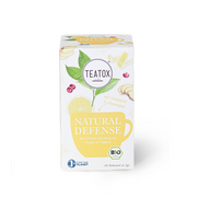 TEATOX Bio Natural Defense, DKB, 18x2g  (6er Tray)