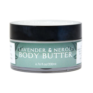 Lavender & Neroli Body Butter