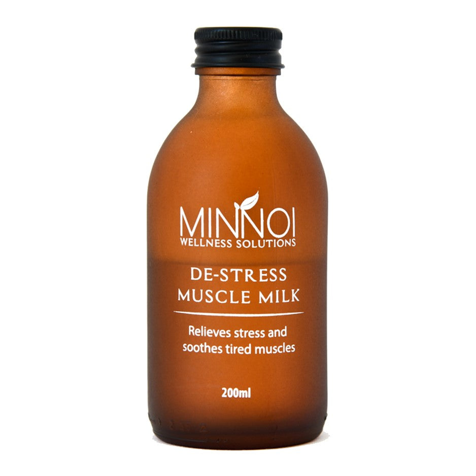 De-Stress Muscle Milk
