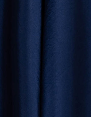 Bariano Christina satin Navy fabric