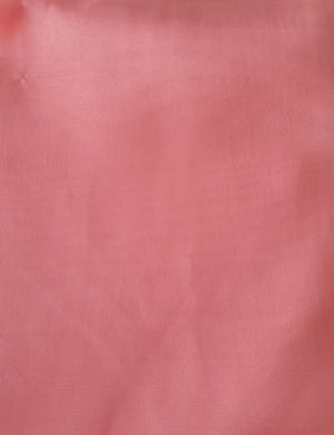 Bariano Art Silk Apricot fabric