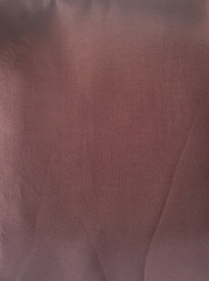 Bariano Art Silk Chocolate fabric