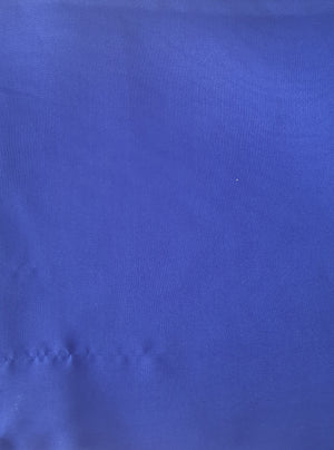 Bariano Art Silk Cobalt fabric