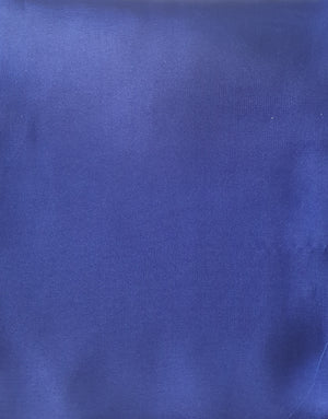 Bariano Art Silk Indigo fabric