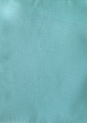 Bariano Art Silk Tiffany Green fabric