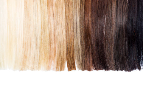 coloration lace wig