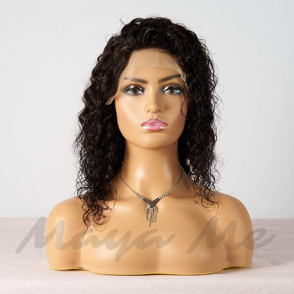 lace wig bouclée deep wave