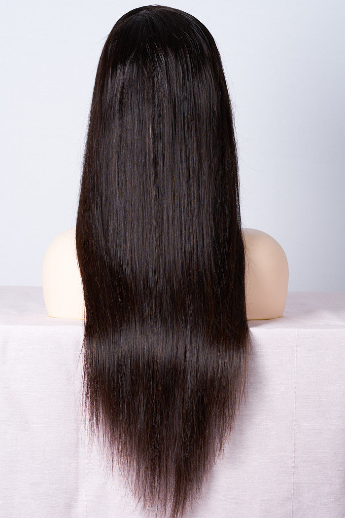lace wig lisse