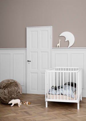 Oliver Furniture Wood Baby- / Kinderbett 70 x 140 cm