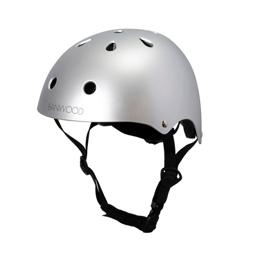 Banwood Helm Chrome