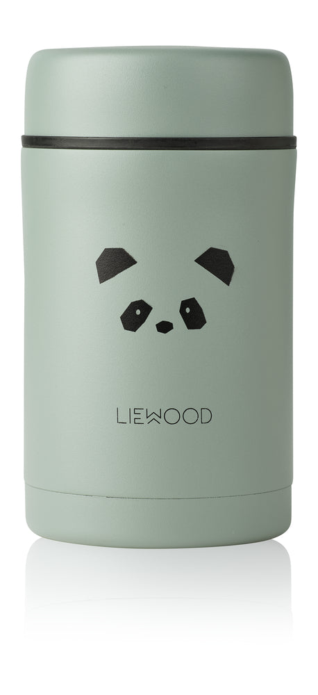 Liewood-Bernard-Food-Jar-Panda-Peppermint