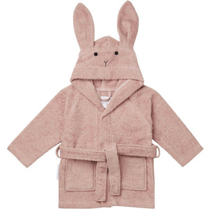 Liewood Lilli Bademantel rabbit rose hase