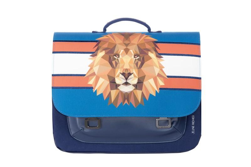 Jeune Premier Schulthek / Schulranzen It bag Midi Lion Head
