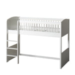 Oliver Furniture Seaside Lille+ halbhohes Hochebett