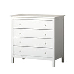 Oliver Furniture Kommode Seaside mit vier Schubladen, weiss