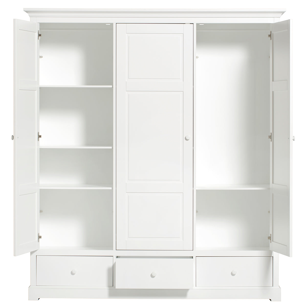 Oliver Furniture Kleiderschrank Seaside, 3-türig