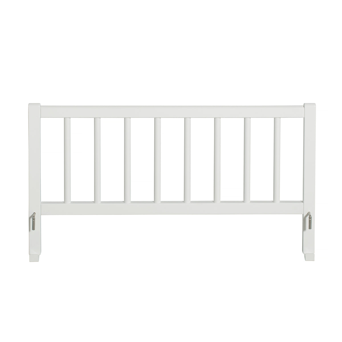 Oliver Furniture Wood Collection Juniorbett, 90 x 160cm, weiss/Eiche