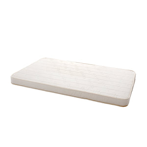 Oliver Furniture Wood Lounger, 120 x 200 cm, weiss