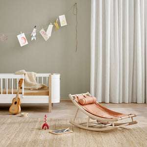 Oliver Furniture Wood Kleinkindwippe-karamell