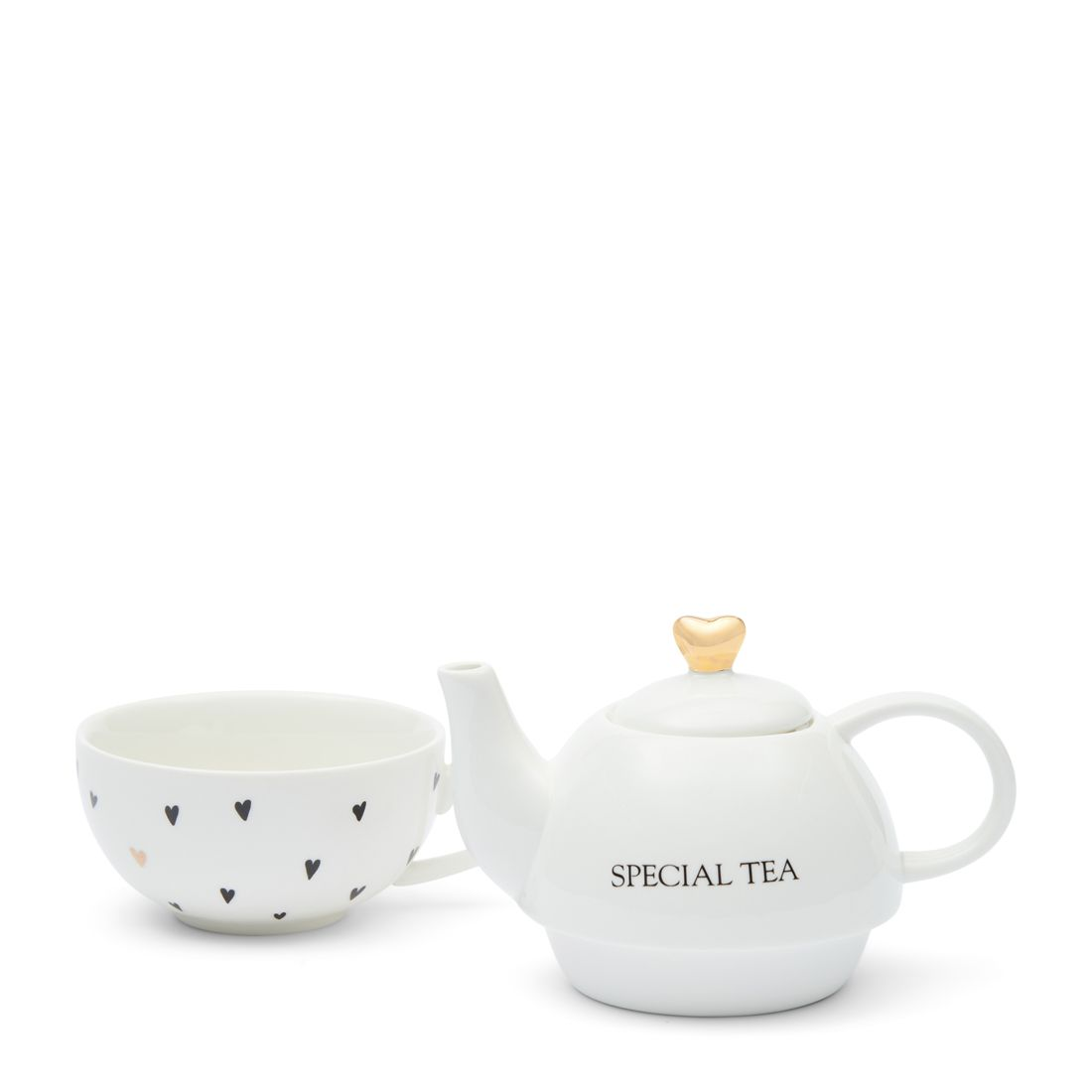 Riviera Maison-Special Tea-for-one-Pot-Teetasse