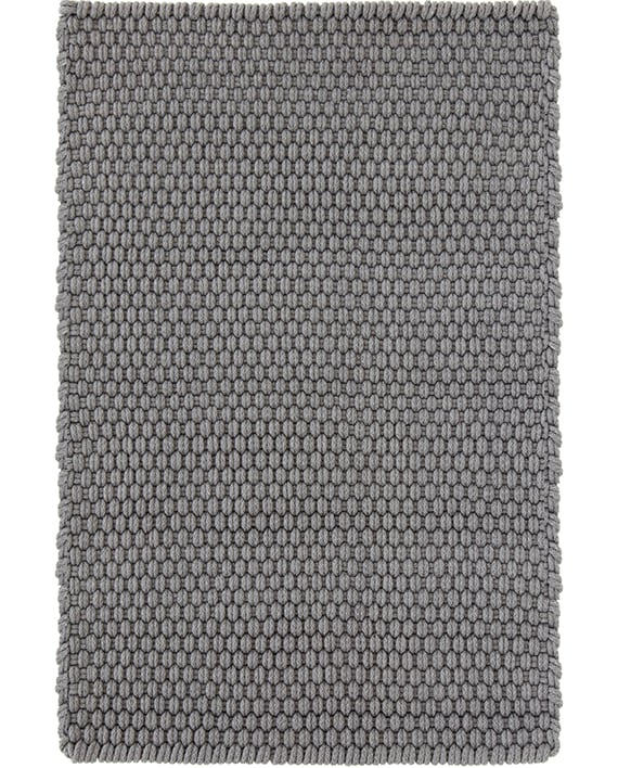 Dash & Albert Indoor/Outdoor Teppich Rope Graphite