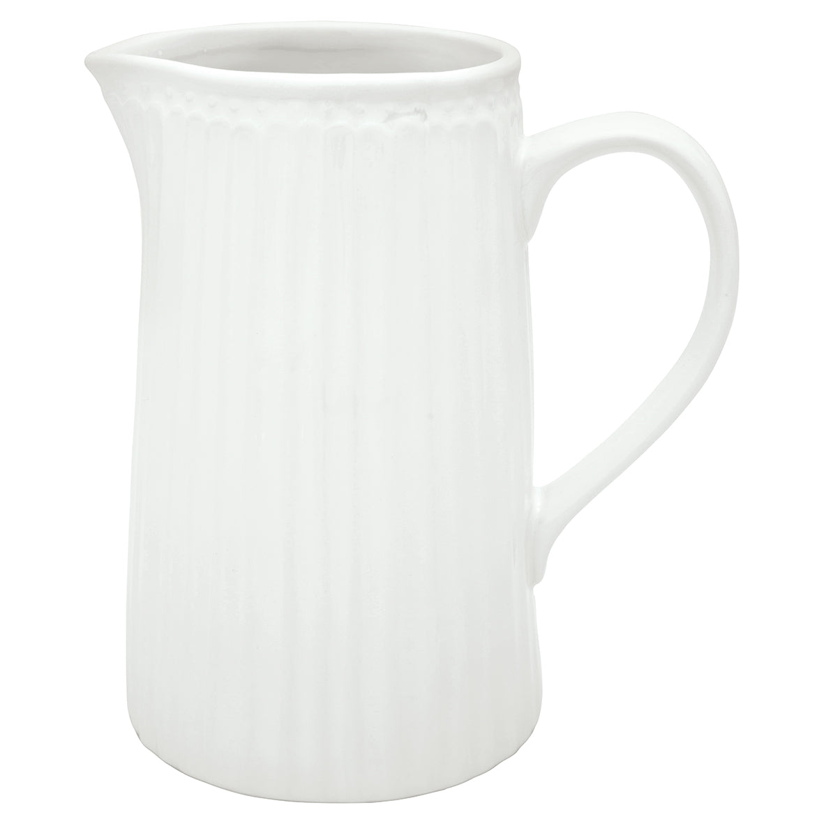 Greengate-Krug-Jug-Alice-Everyday-white
