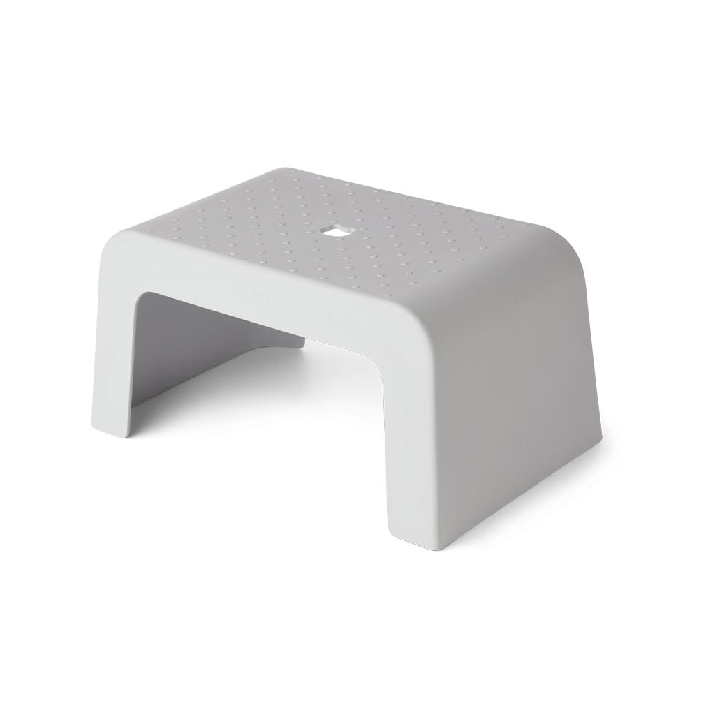 Liewood Ulla Tritthocker step stool dumbo grey