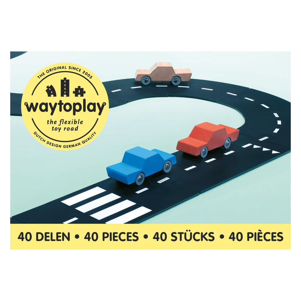 Waytoplay King of the Road Strassenset