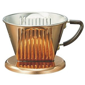 Kalita Copper Dripper 101