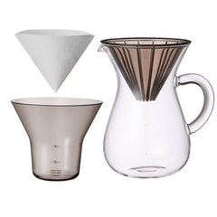 Slow Coffee Carafe Set 2cups