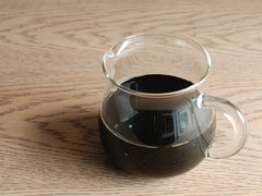 Slow Coffee Server 2 cups