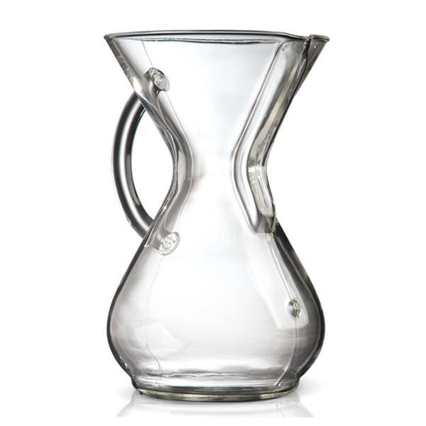 Chemex Glass handle 2-6 cup