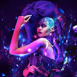 Premium Tutorial - Portrait Manipulation with Great Lighting and Abstract Effect