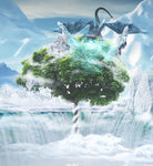 Premium Tutorial - Create Paradise Landscape in Photoshop