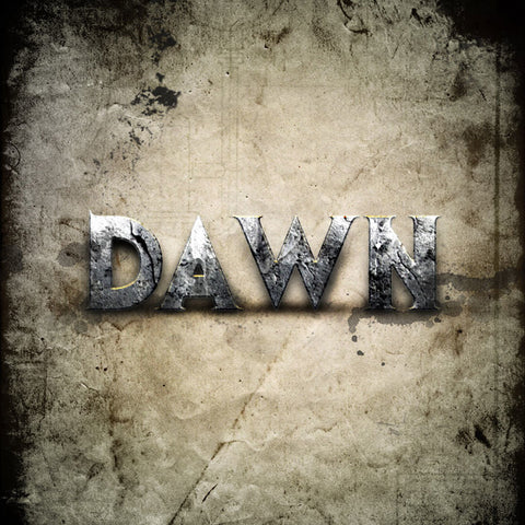 PSD File - Design a Dawn of War Style Concrete Text Effect in Photoshop