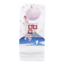 Load image into Gallery viewer, Imabari Towel Face Towel Cloth Rayomi Sakura Fuji Pink 33 x 100 cm