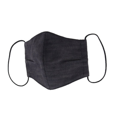 Denim Mask SETTO Water Absorbent Quick Drying Gauze-type Indigo Blue- Approx. 14×23cm BMASK004 [Direct from Japan]