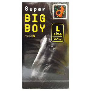 Condoms Super Big Boy 12 pcs