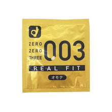 Load image into Gallery viewer, Zero Zero Three Condoms 0.03mm Real Fit 10 pcs