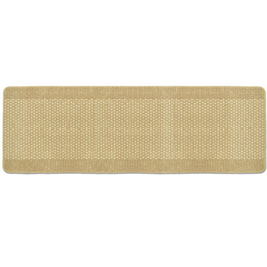 OKA �yMade In Japan�z Good Foot Feel Easy Wash Kitchen Mat 60�~180 Beige