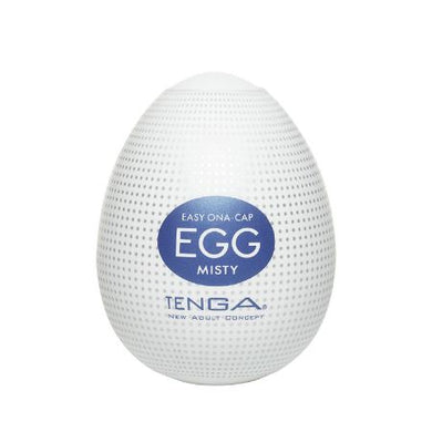TENGA EGG MISTY. EGG was born under the theme of