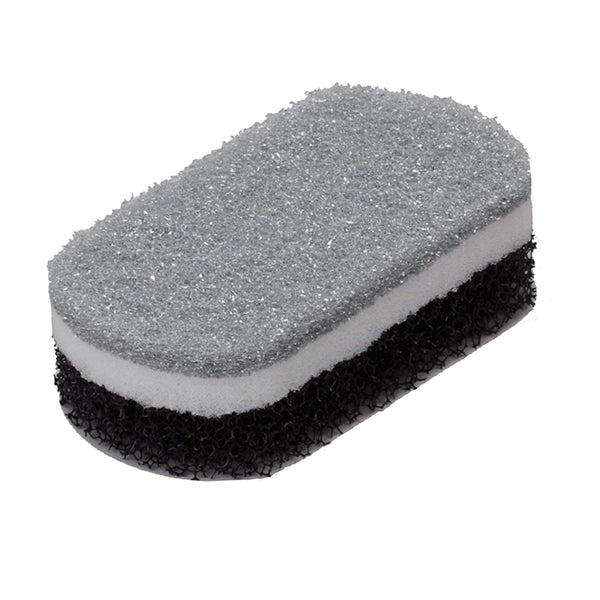 OHE & Co. SH Triple Sponge Black