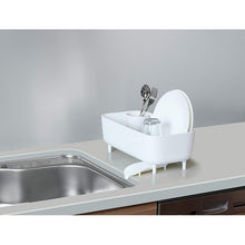 Load image into Gallery viewer, OHE & Co. SH Dish Rack DX White