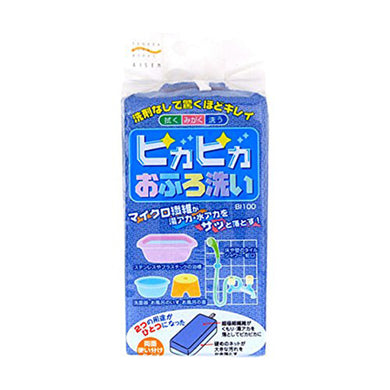 AISEN Shiny Clean Bathroom Washing Sponge
